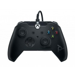 Wired Controller Official XBOX Series X Black 193345  XboxOne Controllers