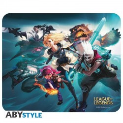 LEAGUE OF LEGENDS - Equipe - Mouse Pad '23.5x19.5cm' 193347  PC Muizen & Muismatten