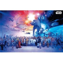 STAR WARS - Poster 61x91cm 193384  Posters