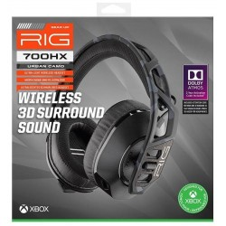 RIG 700 HX Wireless Headset Urban Camo XBONE / XBOX SX / ATMOS 193402  Game Headsets