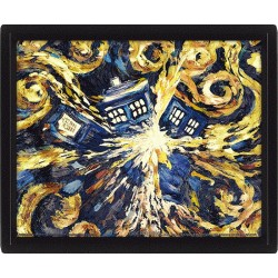 DOCTOR WHO - Exploding Tardis - 3D Lenticular Poster 26x20cm 193417  Posters