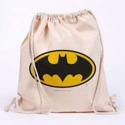 DC COMICS - Batman - 100% cotton bag 42x37cm