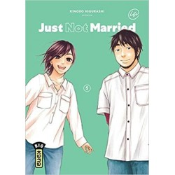 JUST NOT MARRIED - Tome 5 193631  Mangaboeken