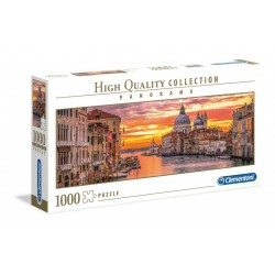 THE GRAND CANAL VENICE - Puzzle 1000P 193659  Puzzels