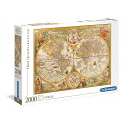 ANCIENT MAP - Puzzle 2000P 193662  Puzzels