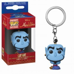 DISNEY - Pocket Pop Keychains : Aladdin - Genie 170926  Pocket Pop Keychains