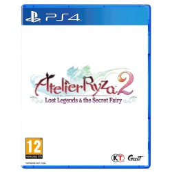 Atelier Ryza 2: Lost Legends & the Secret Fairy JPN (voice) EF (text) 193702  Playstation 4