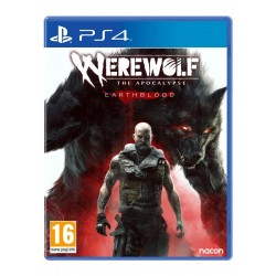 WereWolf : The Apocalypse - Earthblood - Playstation 4  193708  Playstation 4