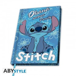 DISNEY - Stitch - Notebook A5 193730  Notitie Boeken