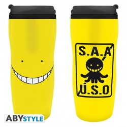ASSASSINATION CLASSROOM - Koro-Sensei - Tumbler Travel Mug 355ml 193734  Harry Potter Bekers