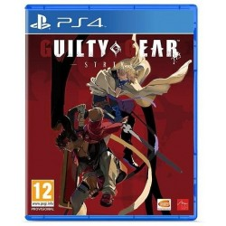 Guilty Gear -Strive- - Playstation 4  193771  Playstation 4