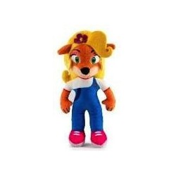 CRASH BANDICOOT - Peluche - Coco - 20cm 165248  Action Figure