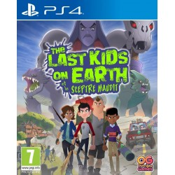 The Last Kids on Earth and The Staff of Doom 193783  Playstation 4