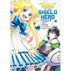 THE RISING OF THE SHIELD HERO - Tome 3 193812  Mangaboeken