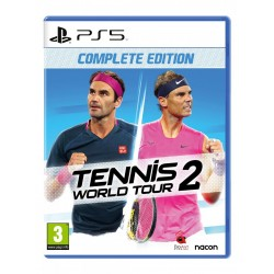 Tennis World Tour 2 - Complete Edition - Playstation 5  193827  Playstation 5