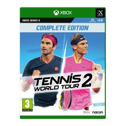 Tennis World Tour 2 - Complete Edition - XBOX SERIE X  193828  Xbox Series X