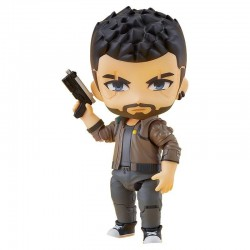 CYBERPUNK 2077 - V Male - Figurine Nendoroid 10cm 193848  Action Figure