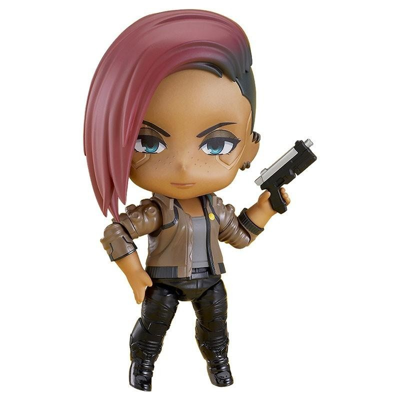CYBERPUNK 2077 - V Female - Figurine Nendoroid 10cm 193849  Action Figure