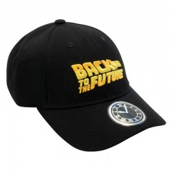 BACK TO THE FUTURE - Cap