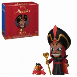 DISNEY - 5 Star Vinyl Figure 8 cm - Aladdin - Jafar 170924  Disney Figurines