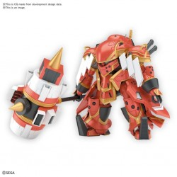 SAKURA WARS - HG 1/24 Spiricle Striker Mugen - Model Kit 194025  High Grade (HG)