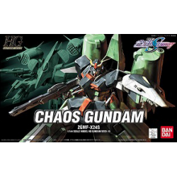 GUNDAM - HG Chaos Gundam - Model Kit 194040  High Grade (HG)
