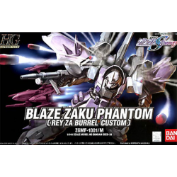GUNDAM - HG Blaze Zaku Phantom - Model Kit