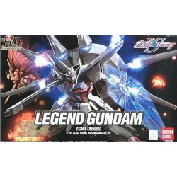 GUNDAM - HG Legend Gundam - Model Kit 194045  High Grade (HG)