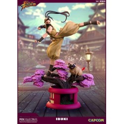 STREET FIGHTER 3 - Ibuki 1:4 Scale Stature - 66cm 165222  Street Fighter