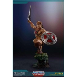 MASTERS OF THE UNIVERSE - He-Man 1:4 Scale Stature - 58cm 165220  Figurines