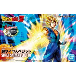 DRAGON BALL - Figure-rise Standard Super Saiyan Vegetto - Model Kit 194075  Modelbouw