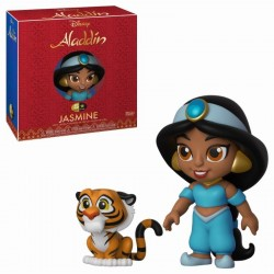 DISNEY - 5 Star Vinyl Figure 8 cm - Aladdin - Jasmine 170922  Disney Figurines