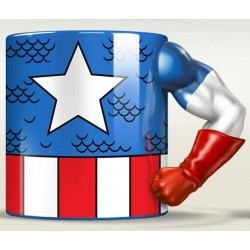 MARVEL - Arm Mug - Captain America 165214  Marvel