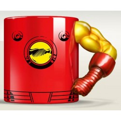 MARVEL - Arm Mug - Iron Man 165212  Drinkbekers - Mugs