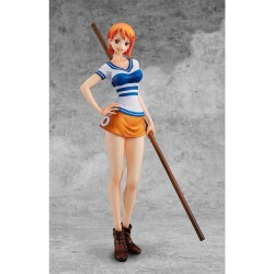 ONE PIECE - Nami - Statue P.O.P Playback Memories 23cm 194198  Action Figure