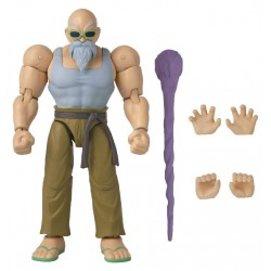 DRAGON BALL - Master Roshi - Figurine Dragon Stars 17cm Serie 19 194215  Action Figure