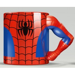 MARVEL - Arm Mug - Spiderman 165210  Drinkbekers - Mugs