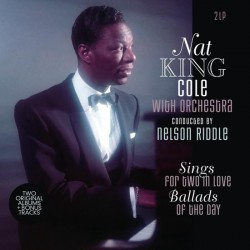 Nat King Cole - Sings For Two In Love (LP)