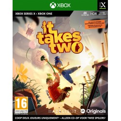 It Takes Two - XBOX SX & XBOX ONE 194245  Pre-order Games