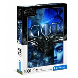 GAME OF THRONES - Puzzle 1000P 194281  Puzzels