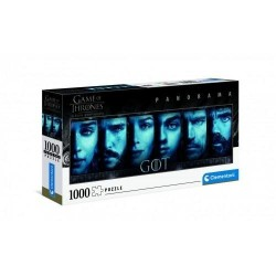 GAME OF THRONES - Panorama Puzzle 1000P 194282  Puzzels