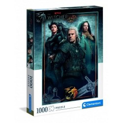 THE WITCHER - Puzzle 1000P 194284  Puzzels