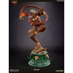 STREET FIGHTER - Dhalsim 1:4 Scale Stature - 63cm 165195  Street Fighter