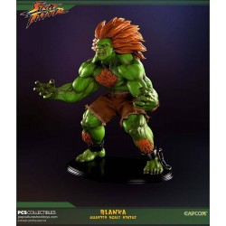 STREET FIGHTER - Blanka 1:4 Scale Stature - 43cm 165194  Street Fighter