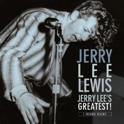Jerry Lee Lewis - Jerry Lee's Greatest Hits (LP)