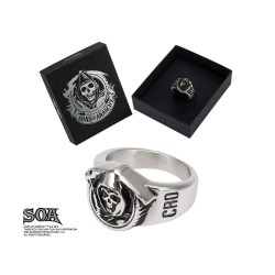 SONS OF ANARCHY - Reaper Cast Ring - Size 12