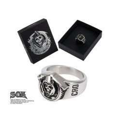 SONS OF ANARCHY - Reaper Cast Ring - ringmaat 11