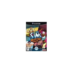 The Sims Bustin Out - Game Cube  103281  Game Speelfiguren