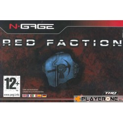 N-Gage - Red Faction - MIX 103410  Allerlei