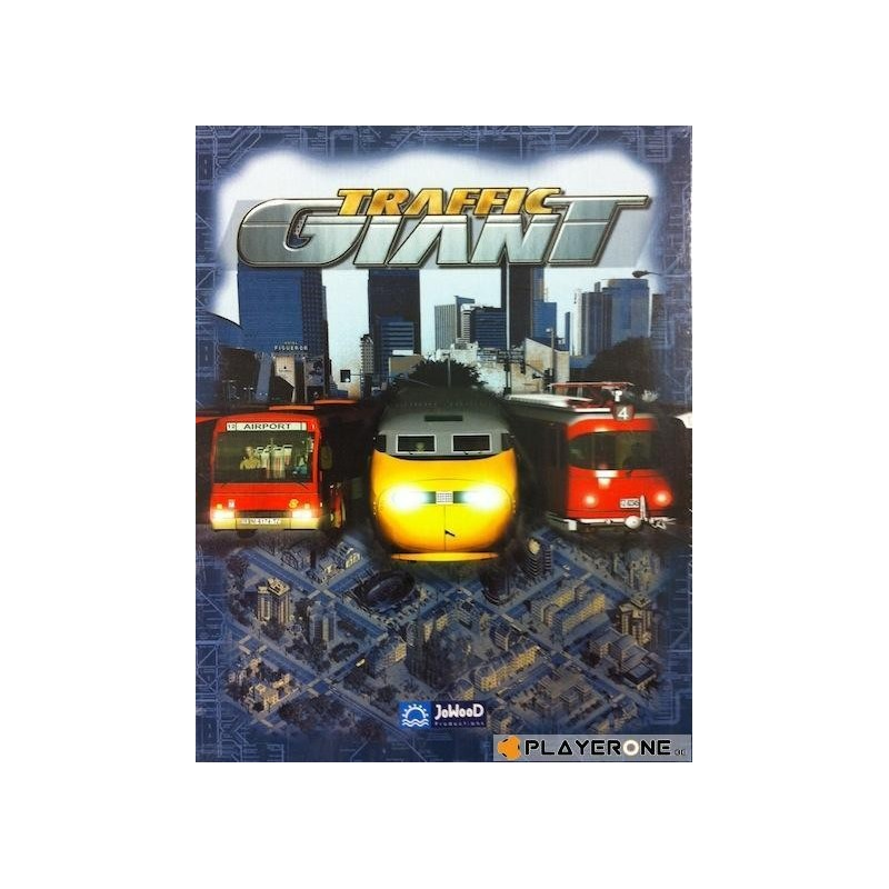 Traffic Giant - PC Game  105263  PC Games